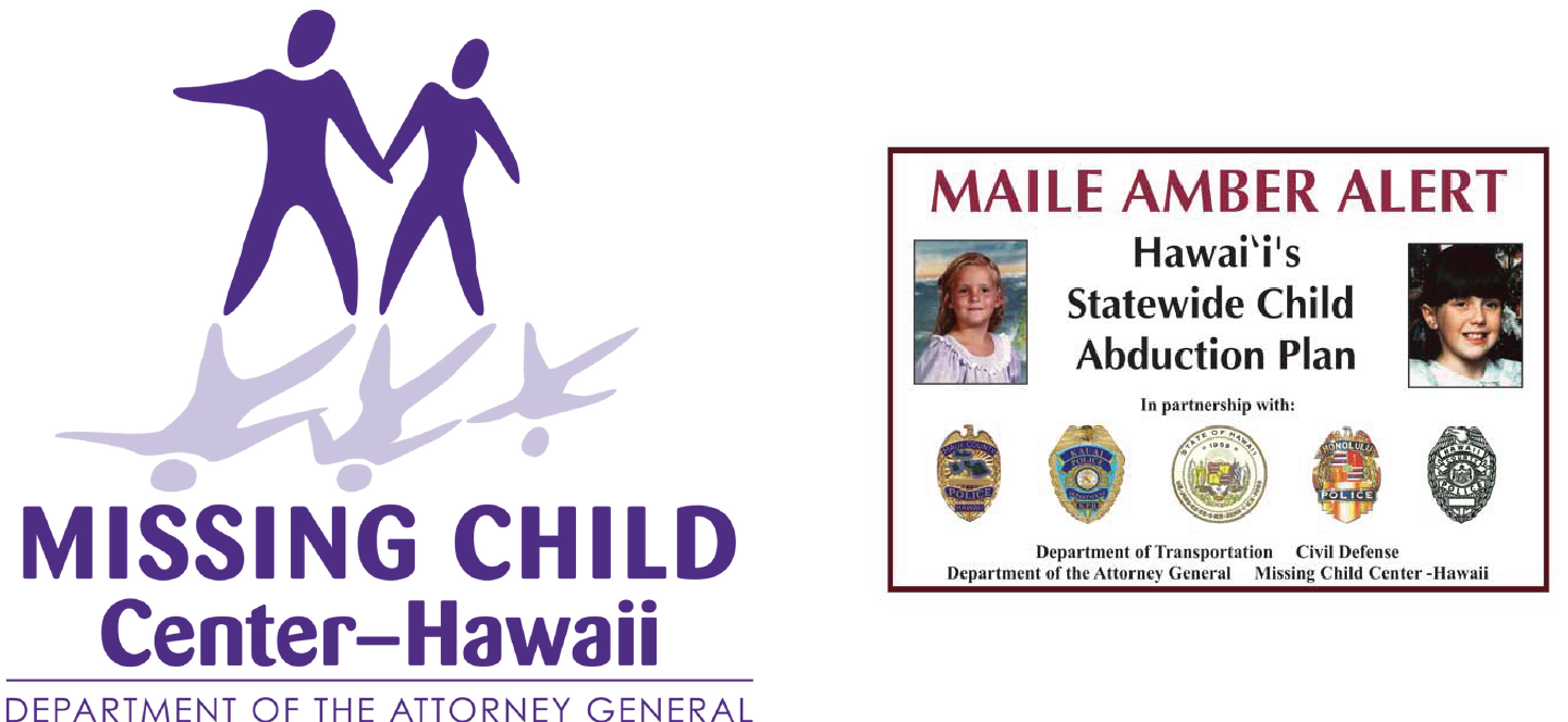 Missing Child Center Hawaii