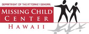 missing child center logo
