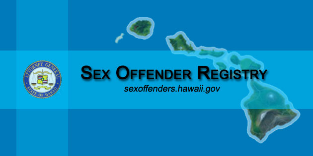 Sex Offender Registry