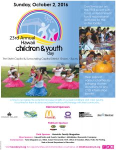 Children and Youth Day 2016