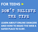 learn about online dangers